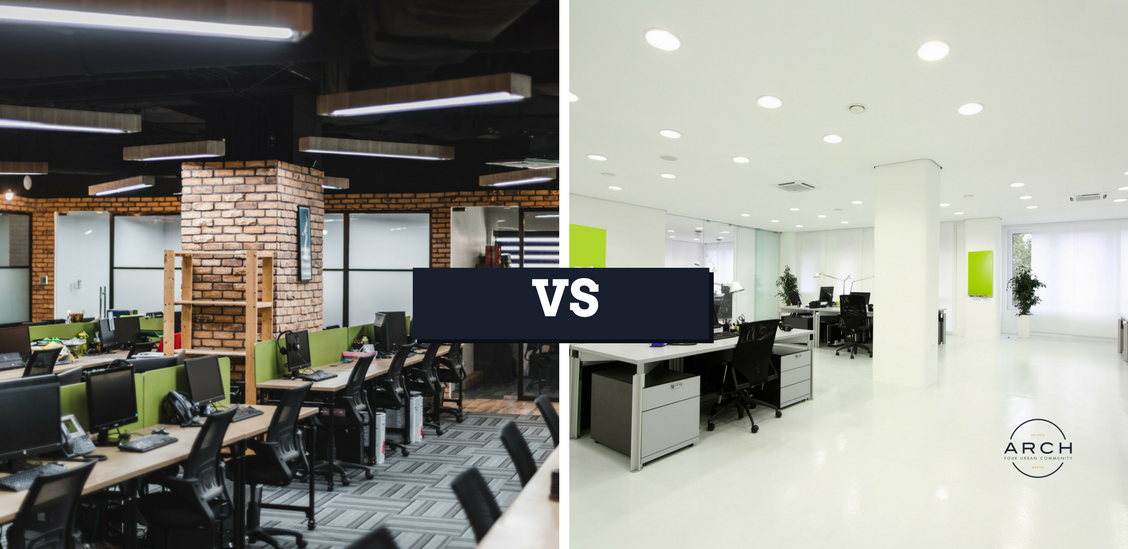 Serviced Office Vs. Traditional Office: Which One is Better?