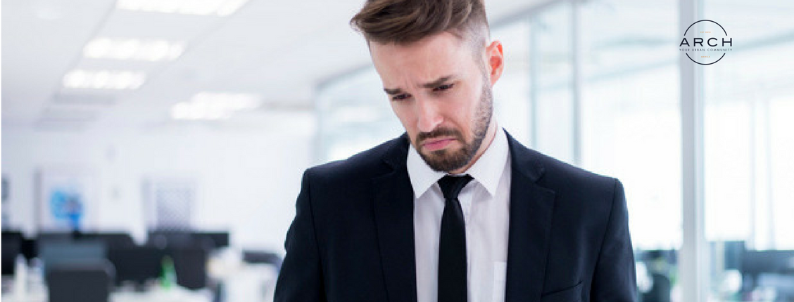 5 SIGNS OF A BAD SERVICED OFFICE