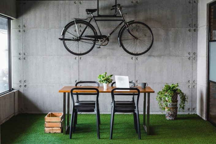 Arch Offices - The Breakout Area