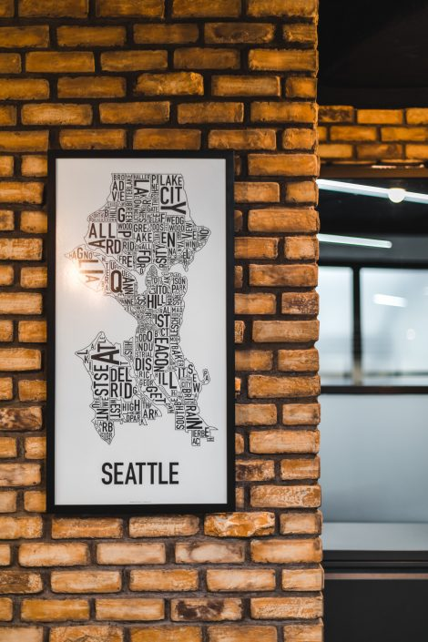 Seattle Inspired Office