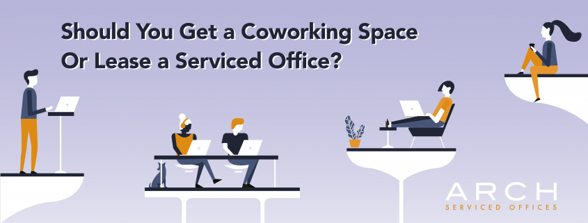 Coworking Space Or Lease A Serviced Office