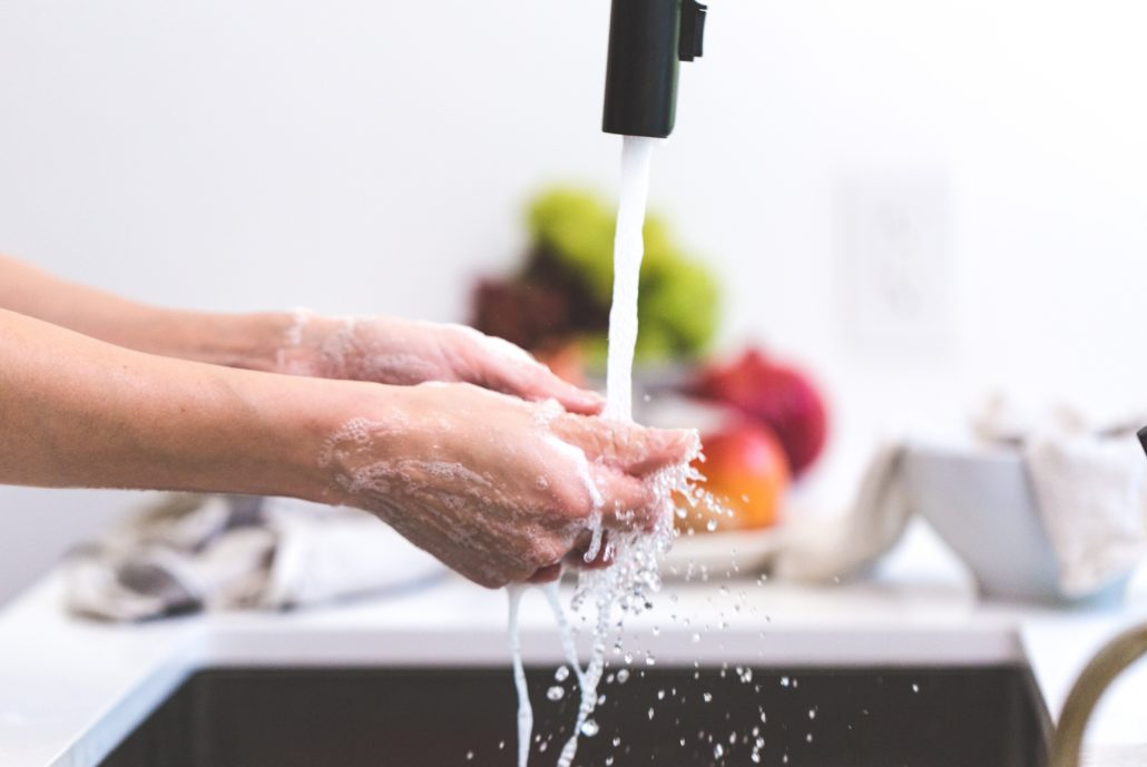 Washing Hands - Safety Tips for Returning Employees During the COVID-19 Pandemic - Blog - ARCH Offices