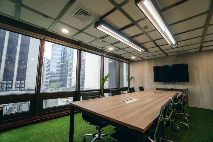 PacStar Meeting Room - ARCH Offices