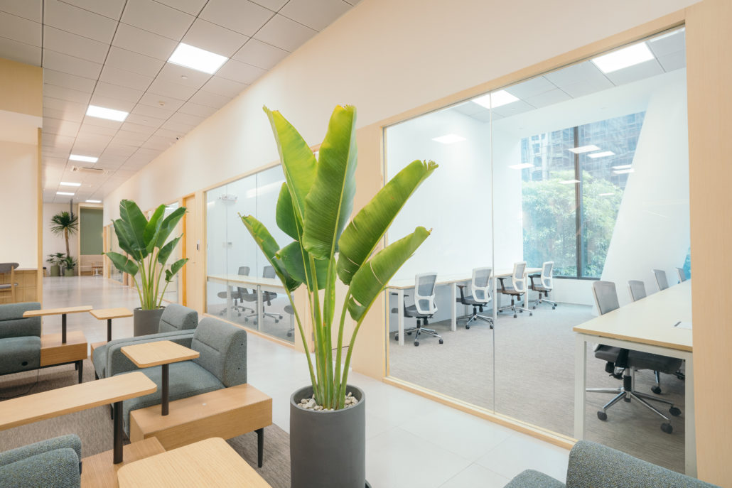 ARCH Offices - Private Offices - ARCH Offices opens its newest premium office space at NEX Tower - Blog