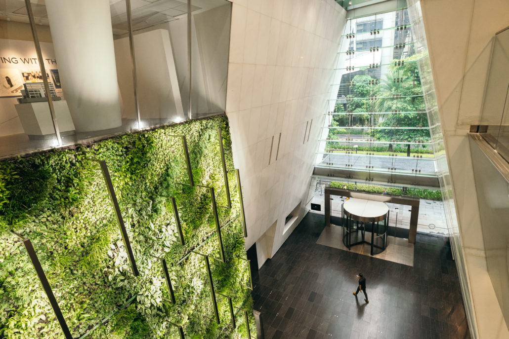 ARCH Offices - NEX Tower - Lobby - ARCH Offices opens its newest premium office space at NEX Tower - Blog