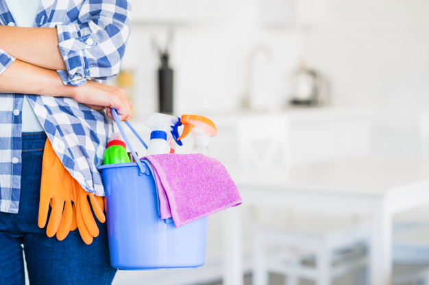 virtual gift house cleaning service