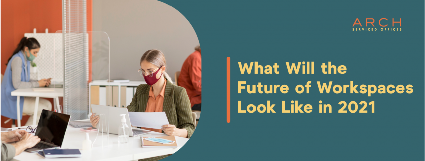 Future of Workspaces in 2021