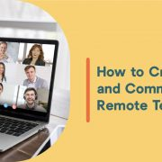 connection and community in remote teams