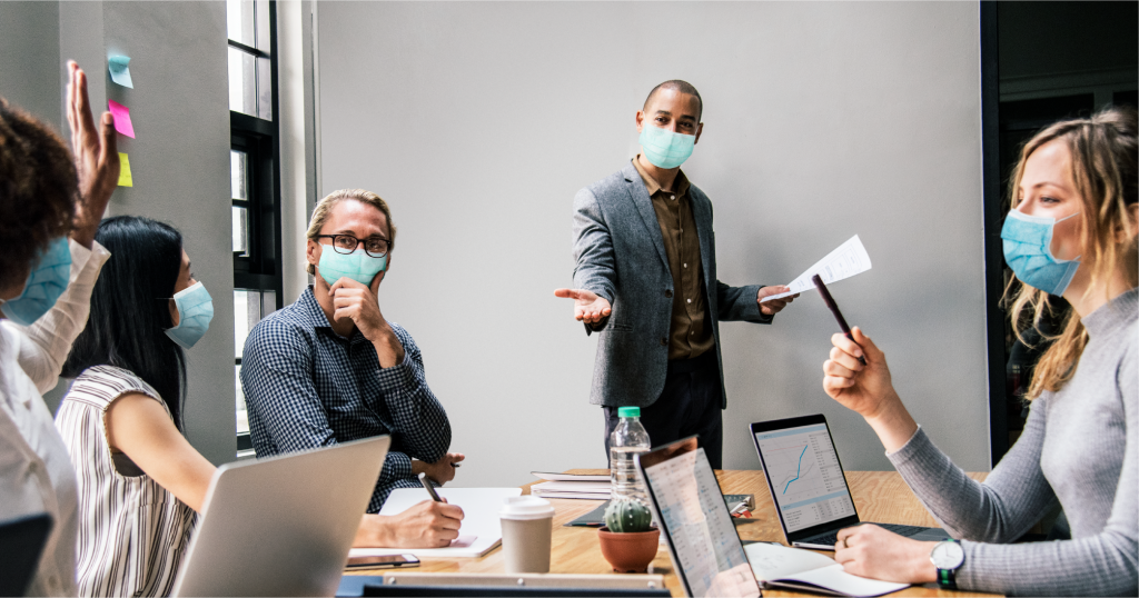 How to Have a Safe In-Person Meeting During Pandemic