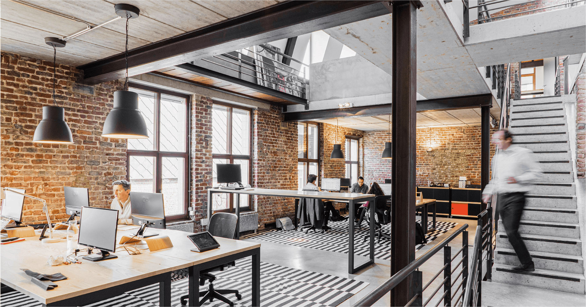 How Innovative Offices Improve Employee Engagement